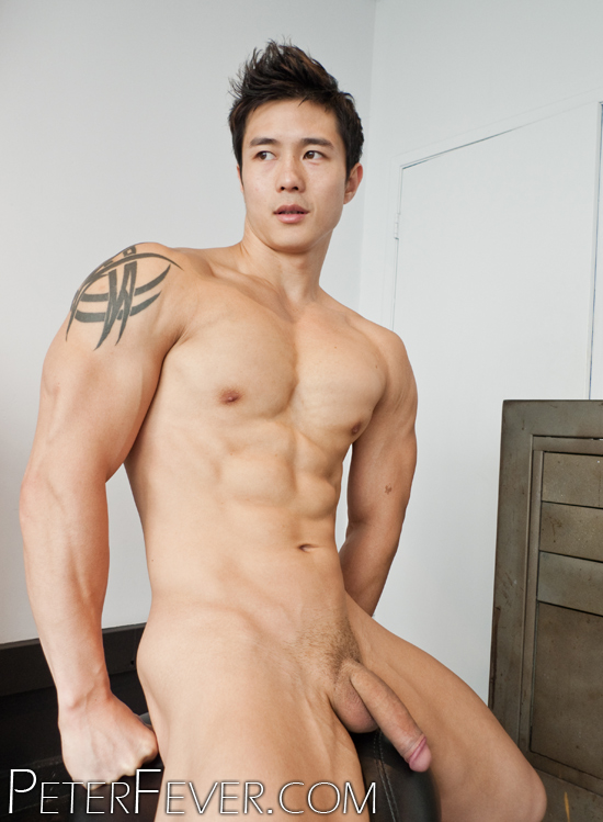 Naked chinese guys new porn